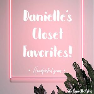 💖my current favorite items in my closet! 💖